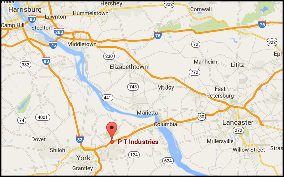 PT Industries Inc Directions - Https google maps directions